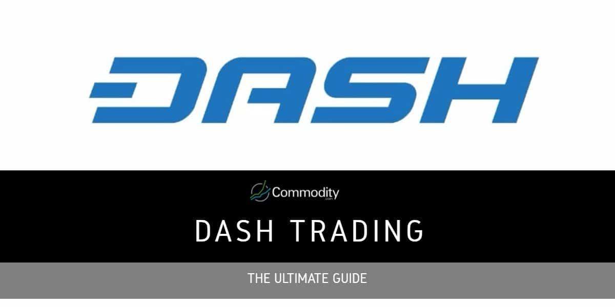Dash trading blog header