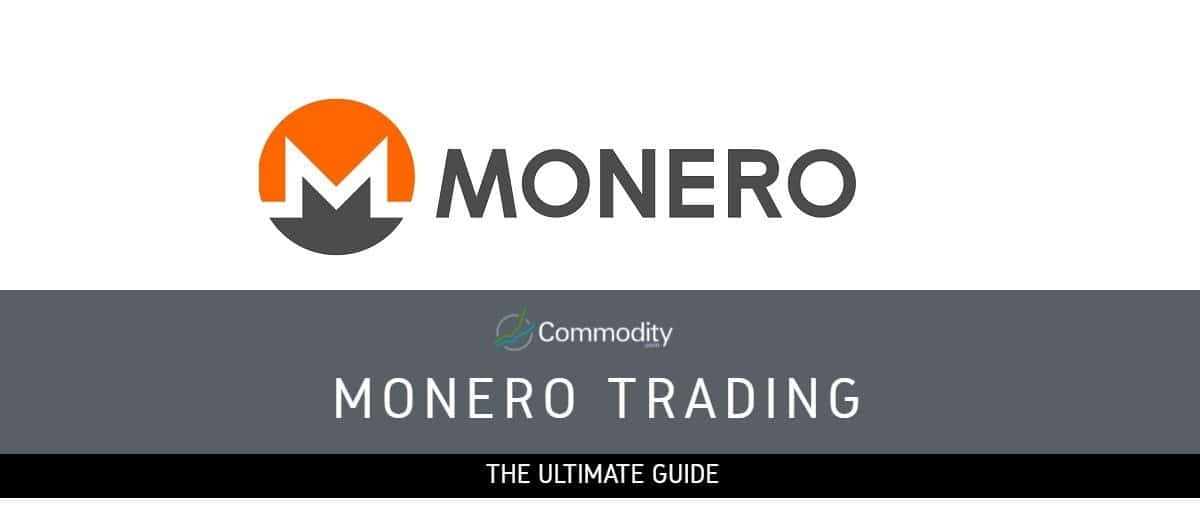 Monero trading blog header image