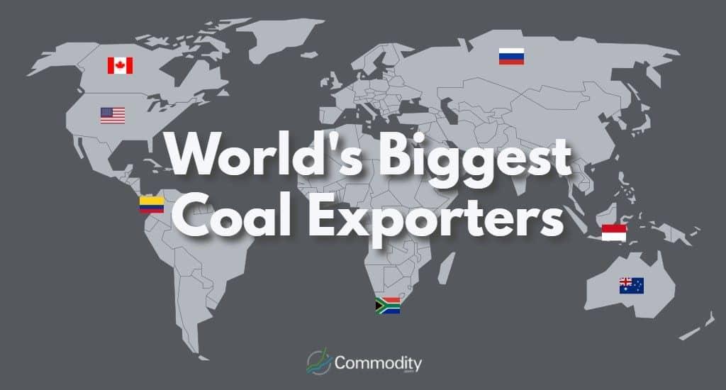 World's Biggest Coal Exporters