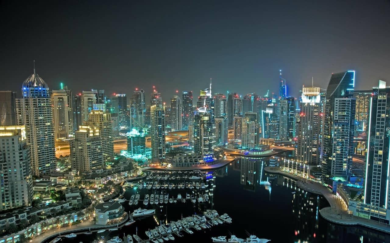 Dubai oil wealth