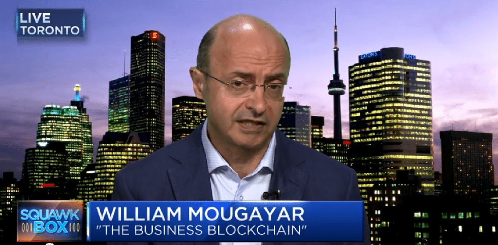 William Mougayar-CNBC