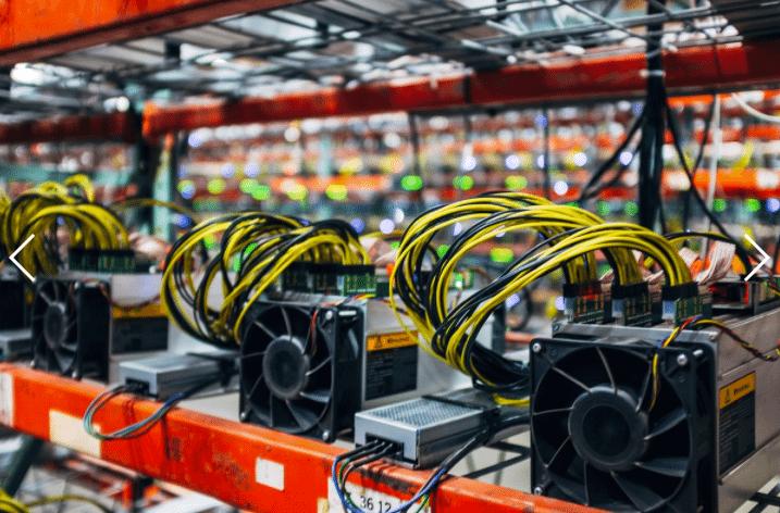 Bitcoin mining equipment _Asics