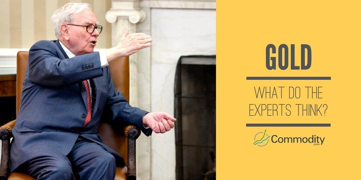 Warren Buffett on gold