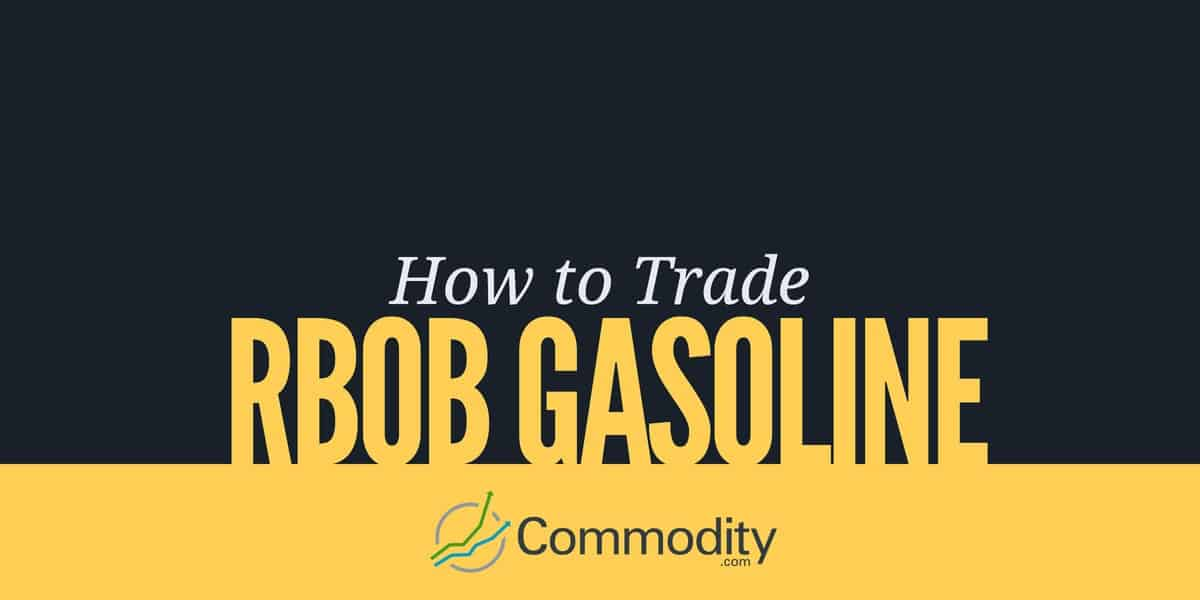 how to trade RBOB