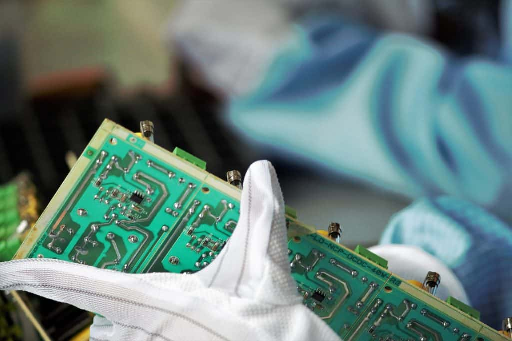 Demand for Silver in Circuit Boards