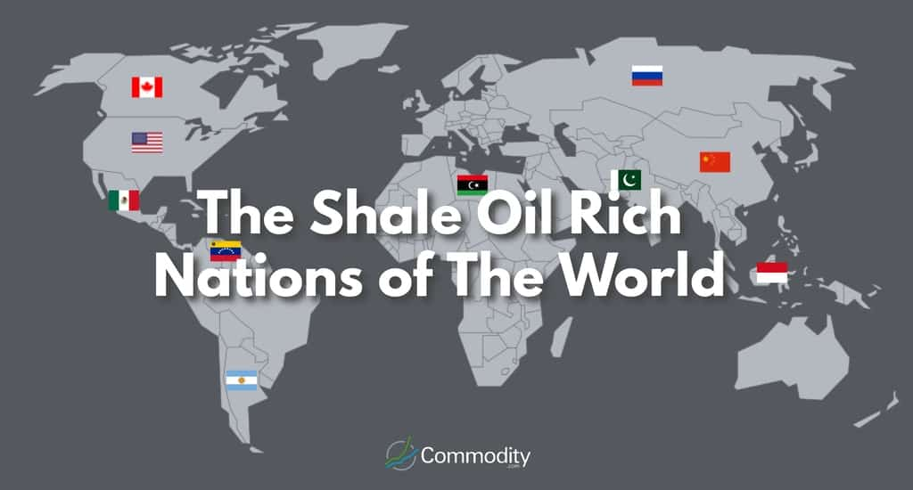 shale oil rich nations