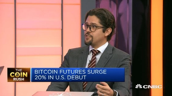 Vielle Oehman crypto fund manager at Helvetic Investments on CNBC crypto fund manager at Helvetic Investments on CNBC