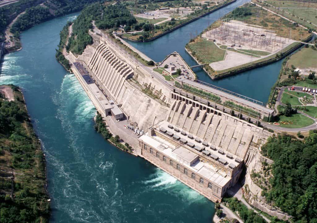 Adam Beck Complex via Ontario Power Generation in Ontario