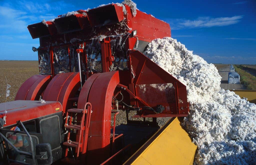 Machines for Cotton Farming