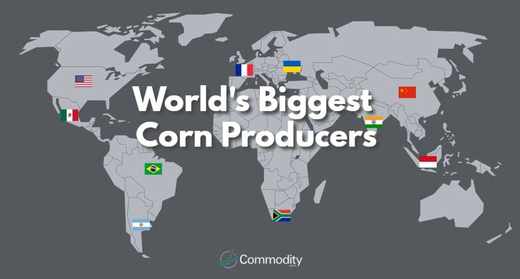 World's Biggest Corn Producers