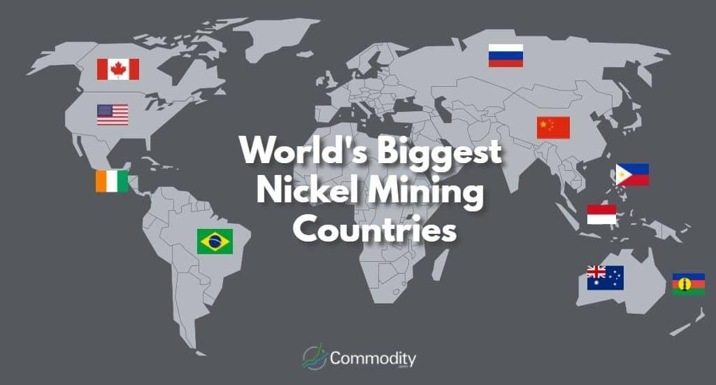 Biggest Nickel Mining Countries