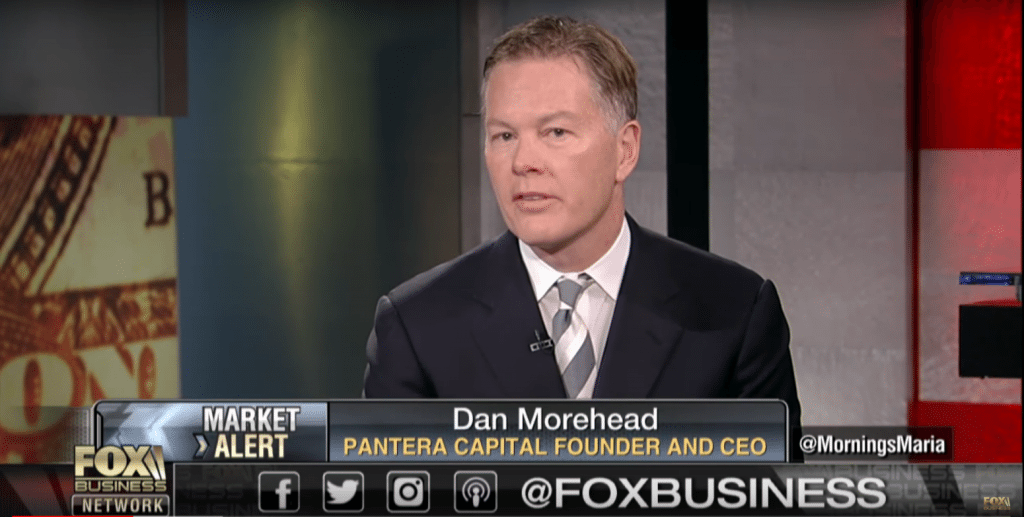 Dan Morehead - Pantera Capital Founder on Fox News