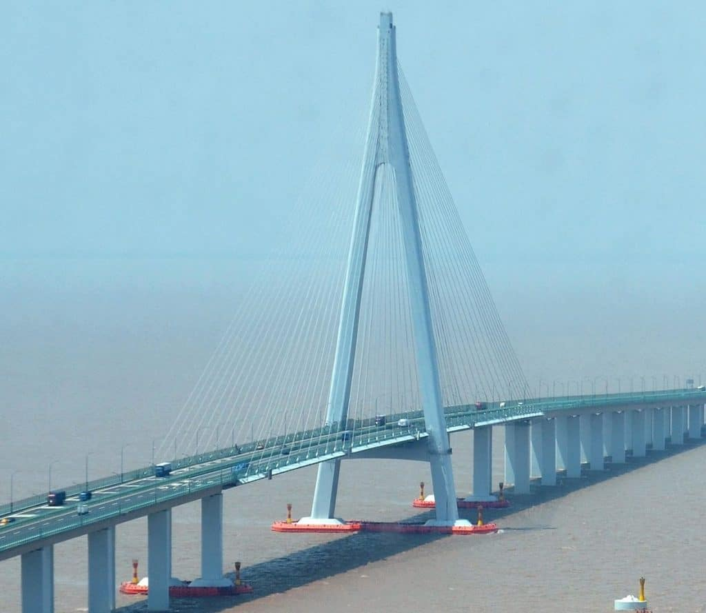 Hangzhou Bay Bridge - China
