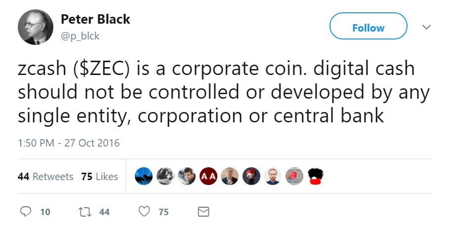Peter Black via Twitter @p_blck o