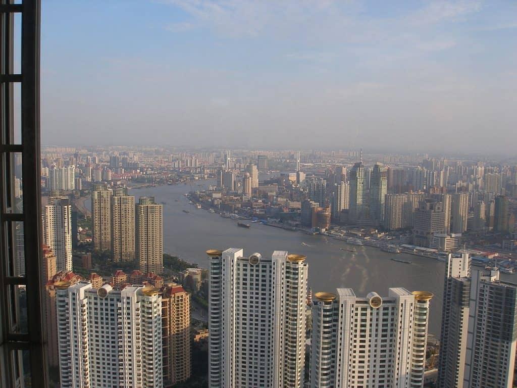 Shanghai via Wikimedia