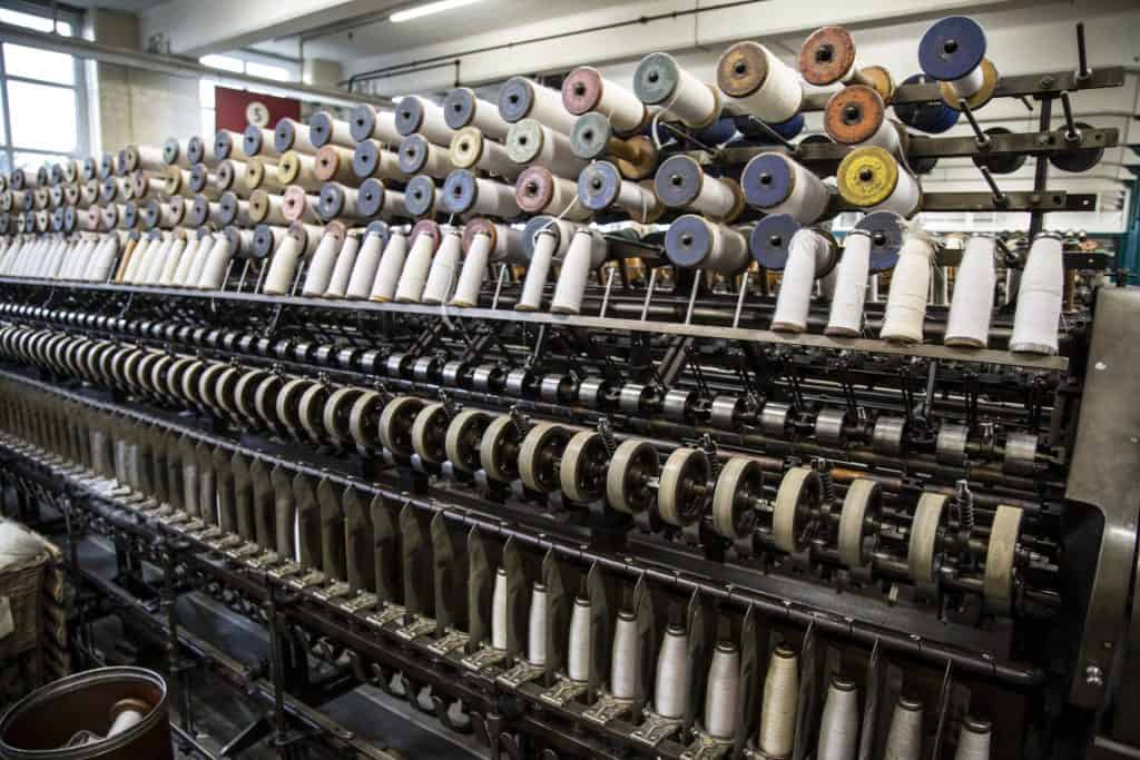 Spinning Machines