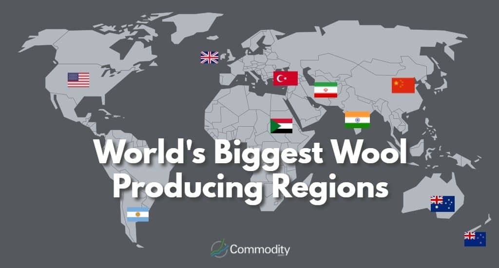 World's Biggest Wool Producers