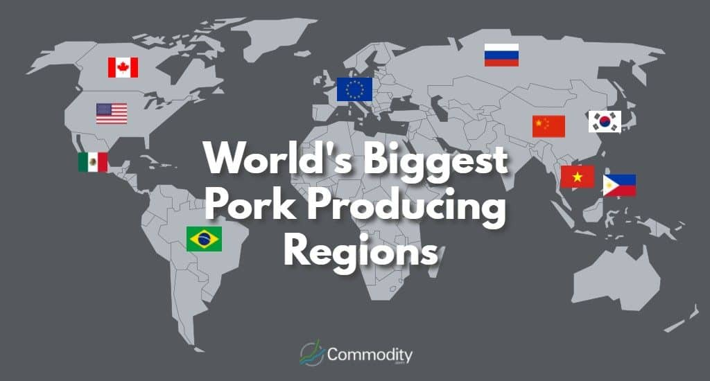 World's Biggest Pork Producing Regions