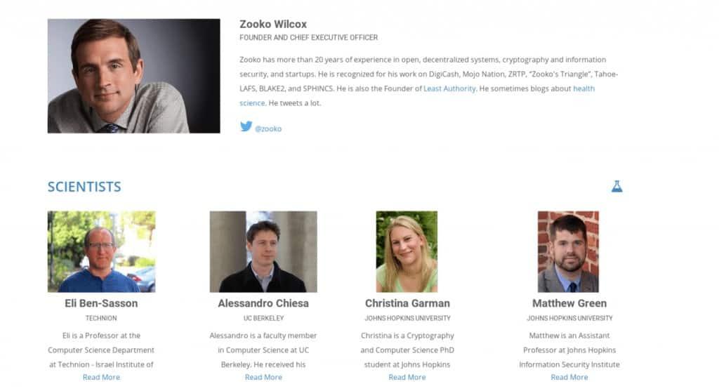 Zooko Wilcox - Zcash founder
