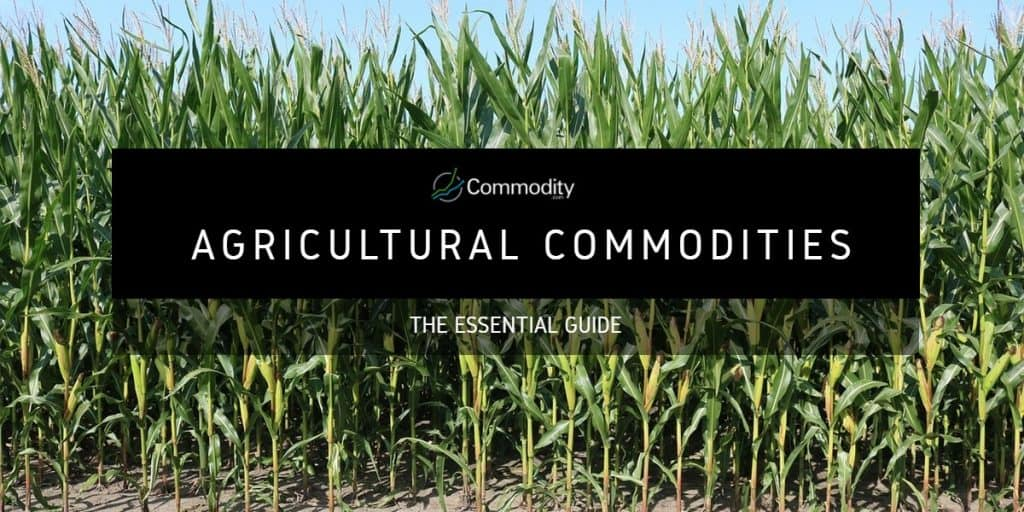 Agricultural commodities header