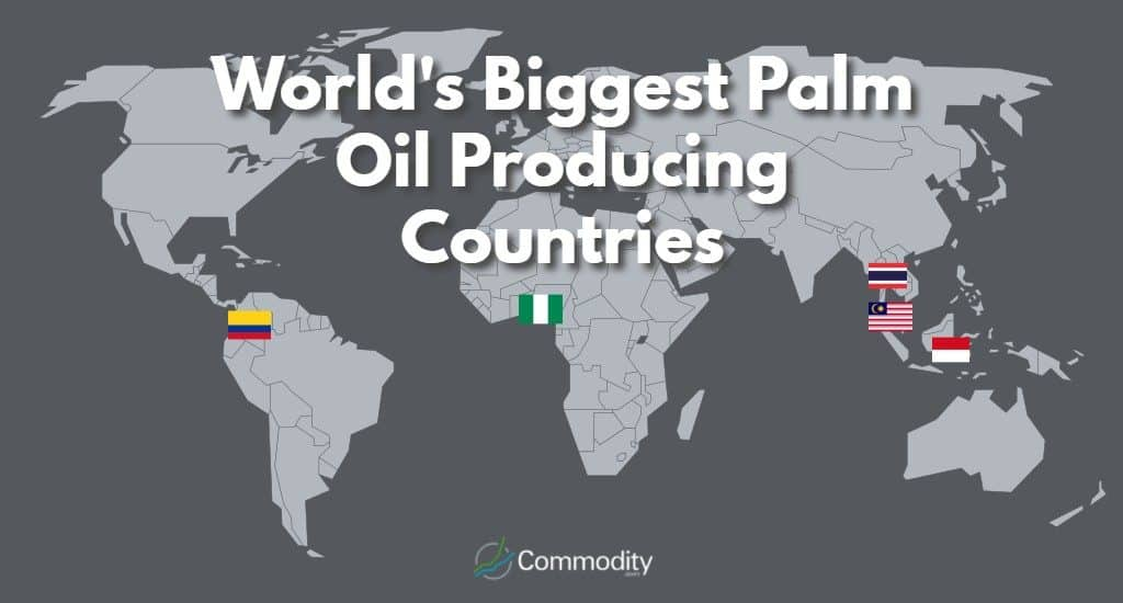 Biggest Palm Oil Producers