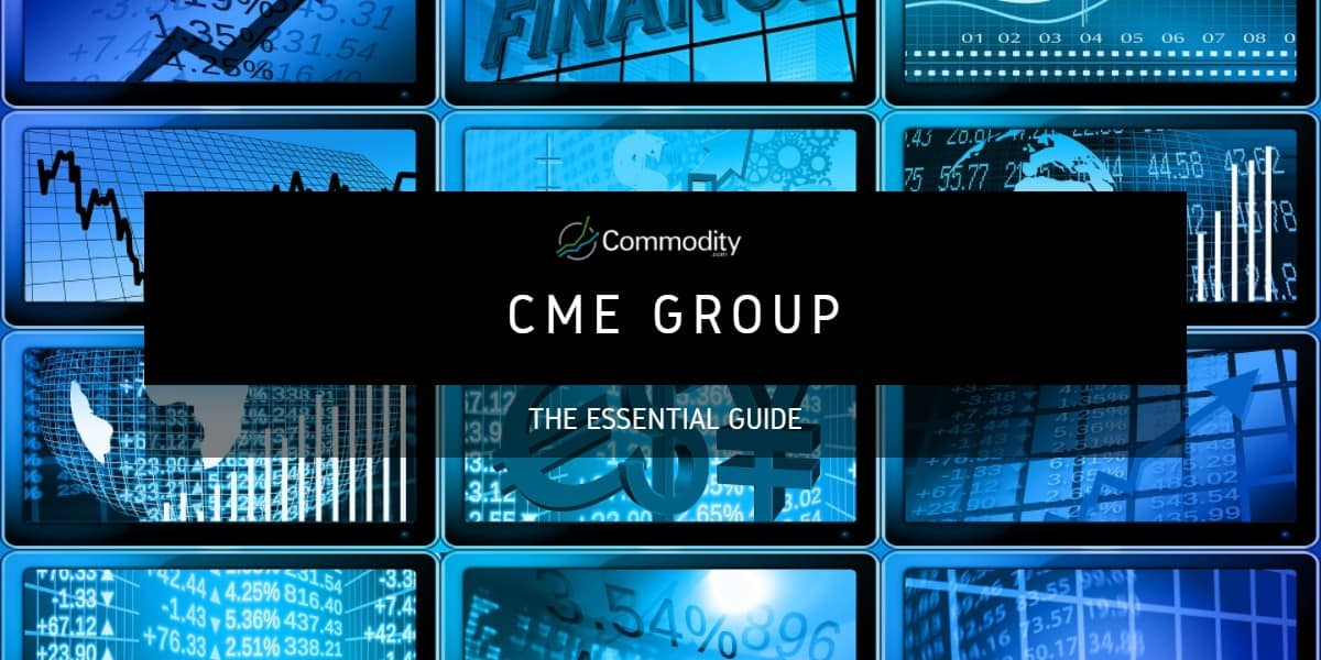 Trading at the Chicago Mercantile Exchange (CME) at