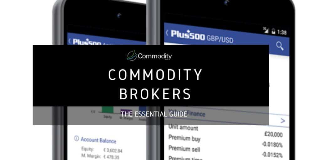 Commodity Brokers header