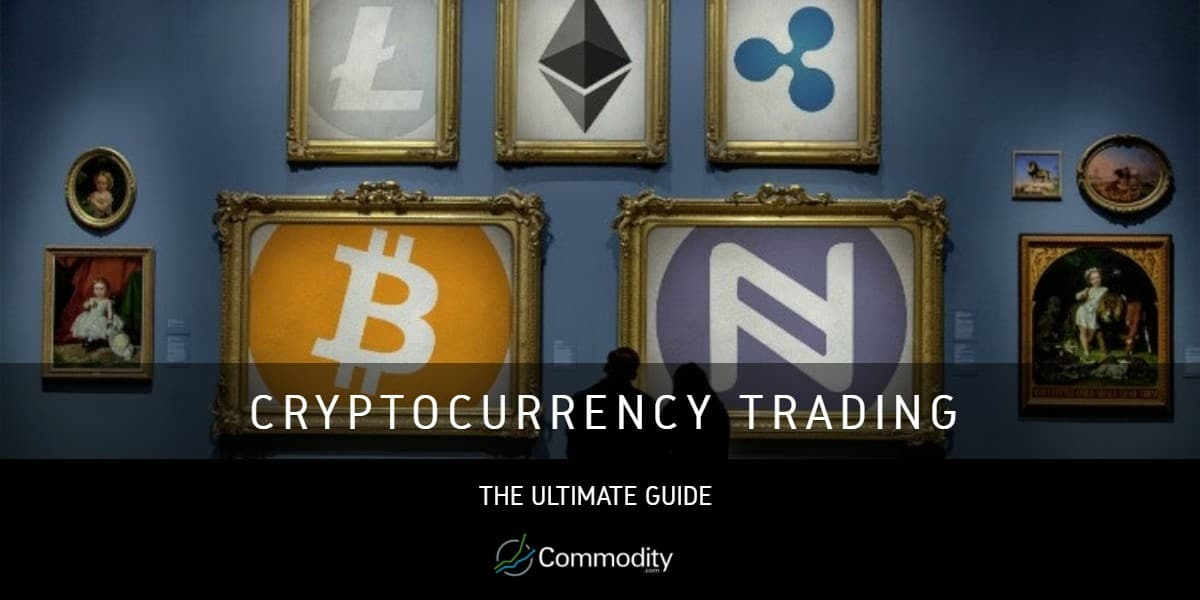 Cryptocurrency is a commodity