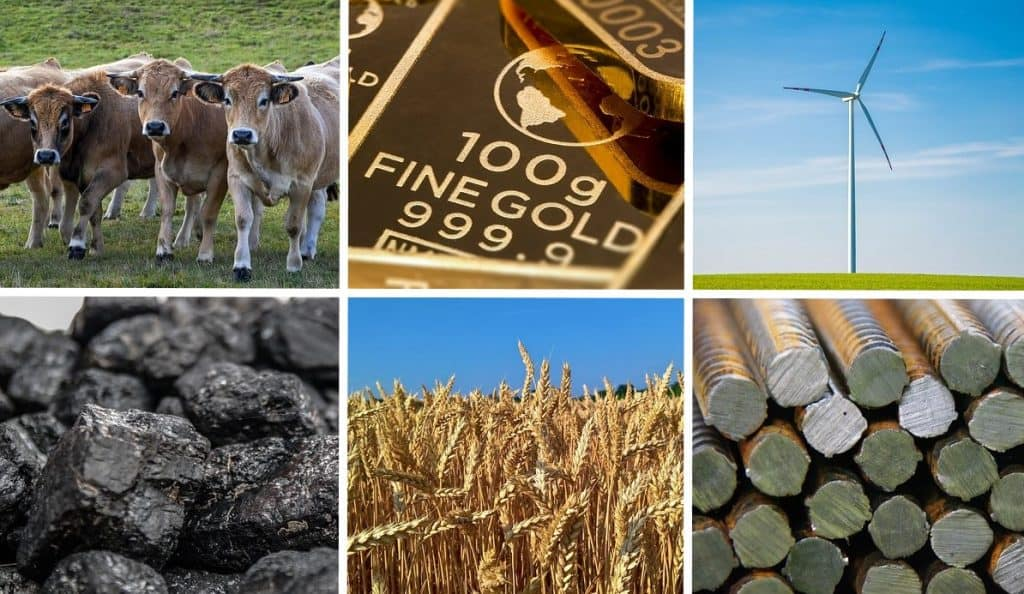 Diversifying Commodity Portfolio
