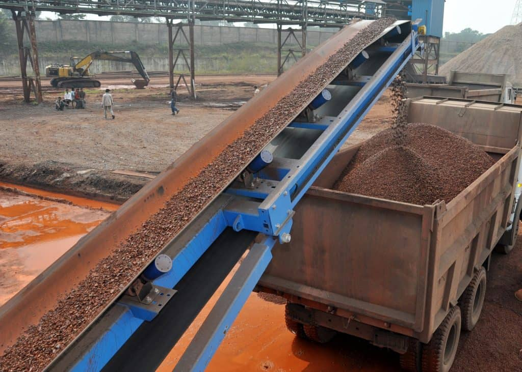 Iron Ore Manufacturing