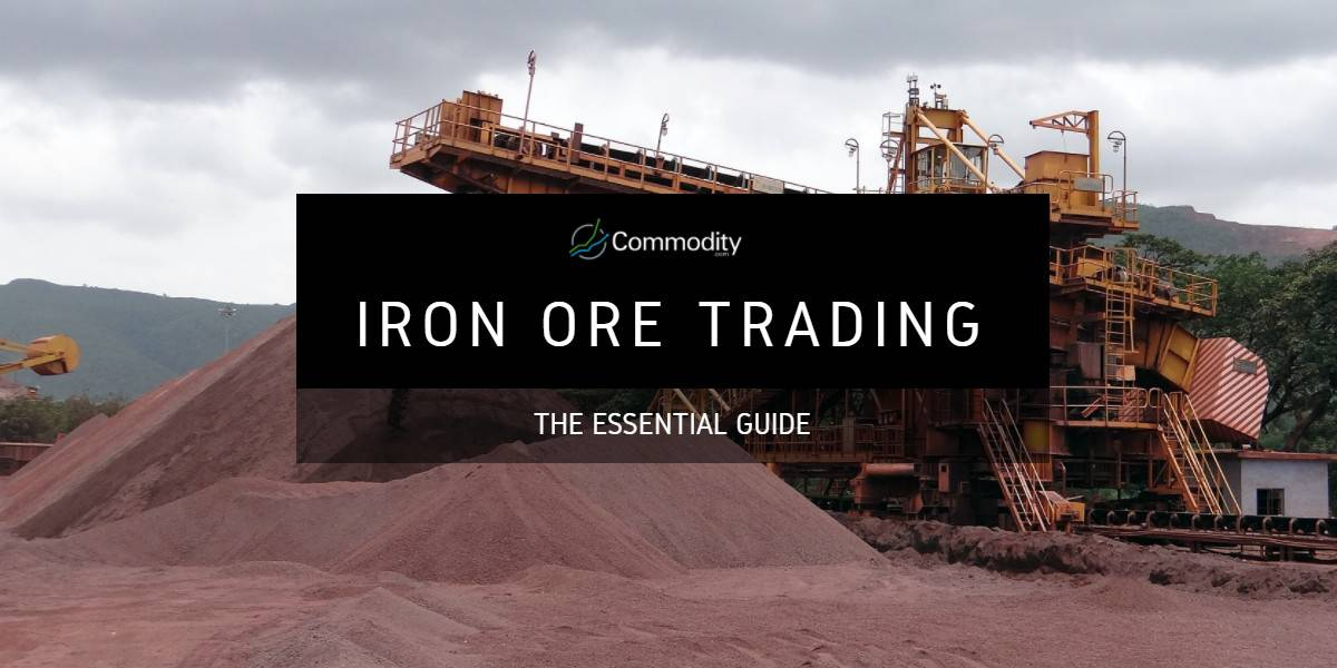 Iron Ore Trading Overview: These Are The Top 4 Stocks To Consider