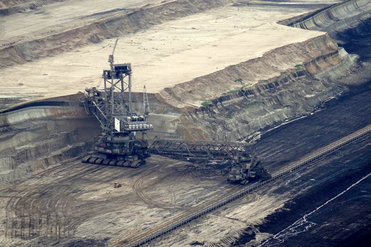 Open Pit Mining via Pixabay