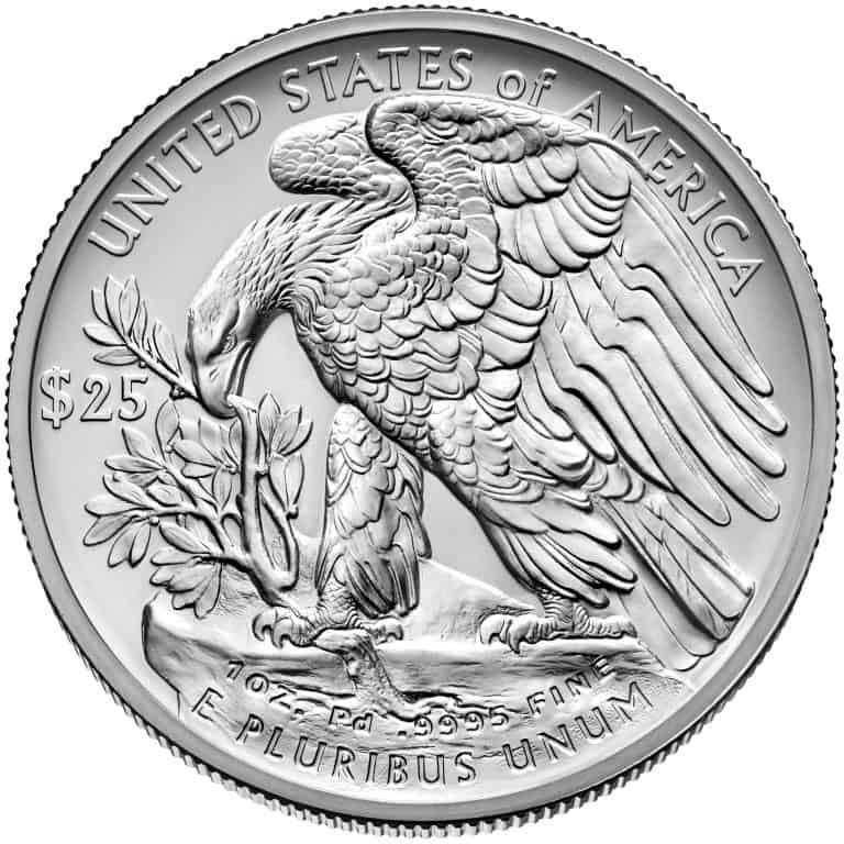Palladium Coin