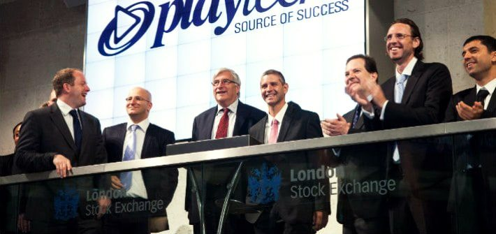 Playtech Team via London Stock Exchange