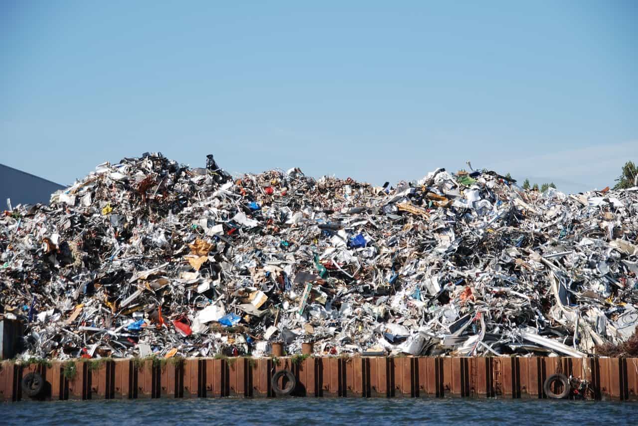 Recycling Metal via Pixabay