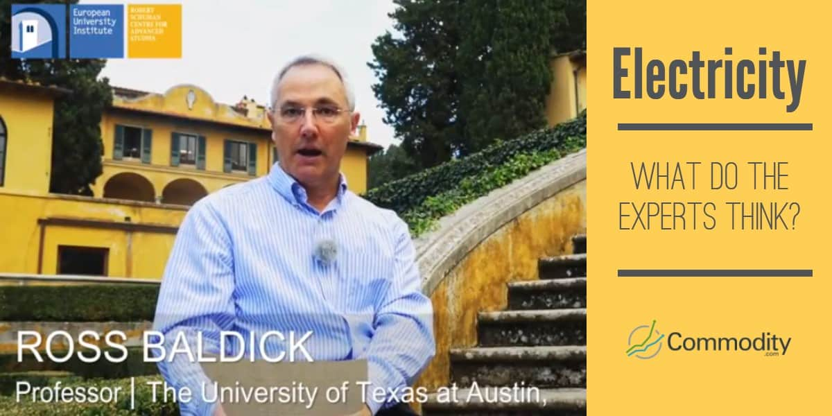 Ross Baldick Professor at the University of Texas at Austin