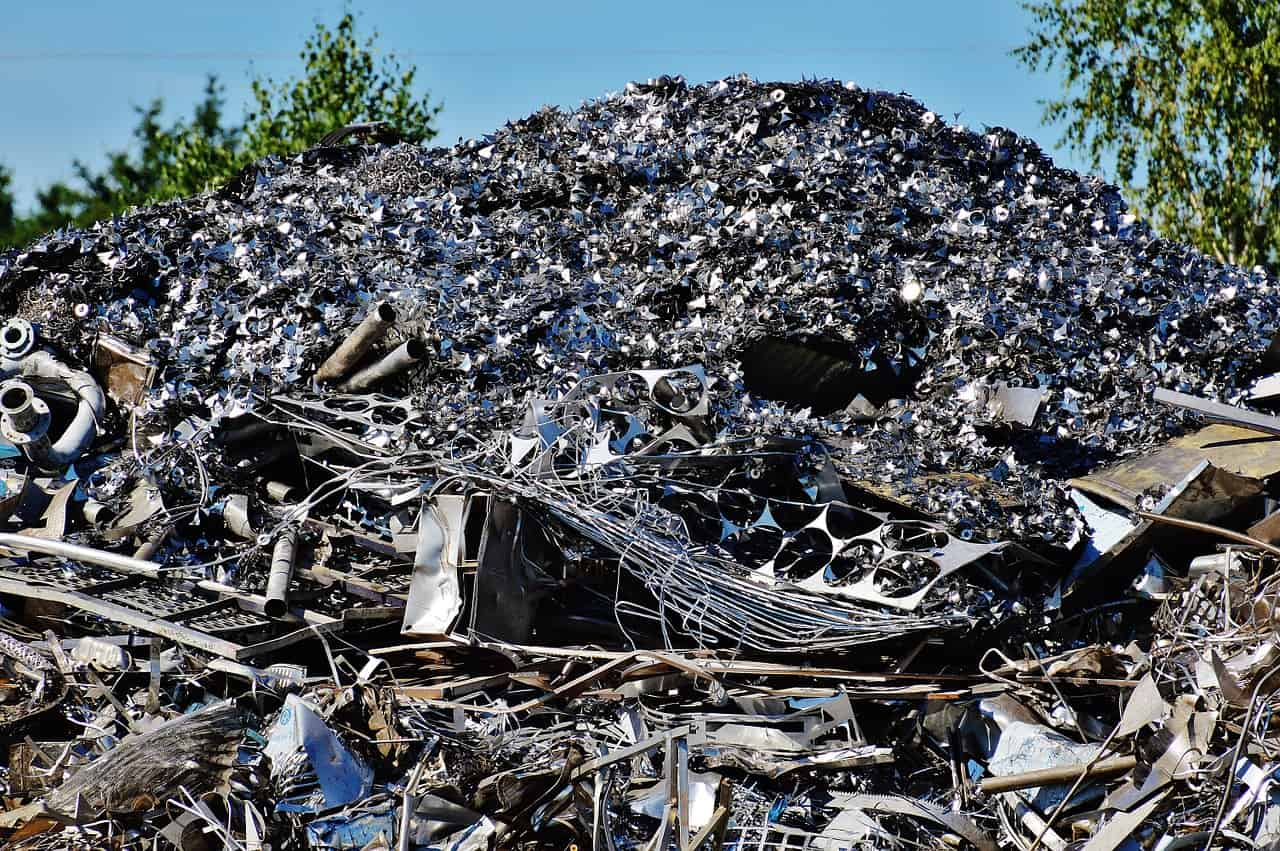Scrap Metal via Pixabay