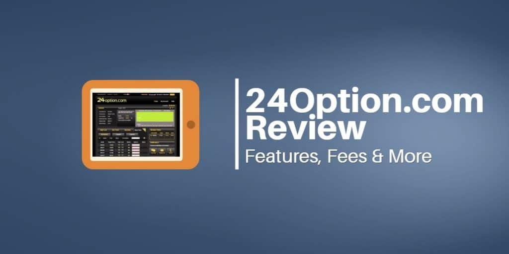 24Option.com Header