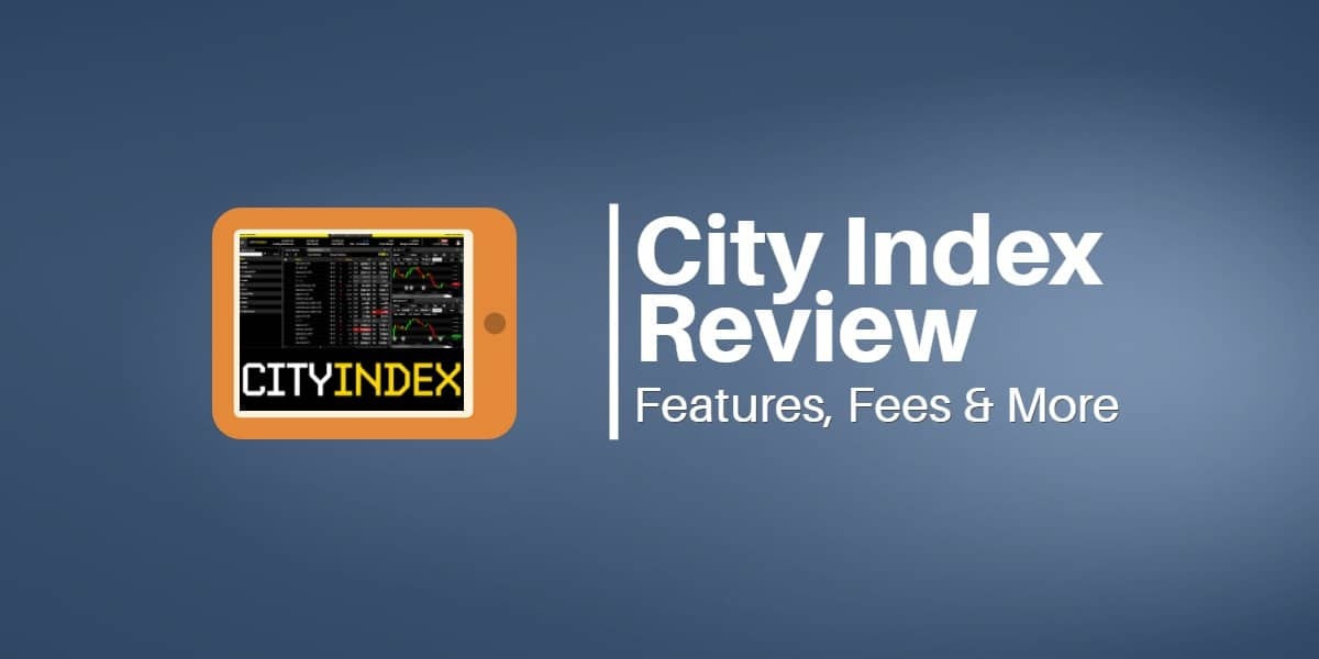 City Index Header