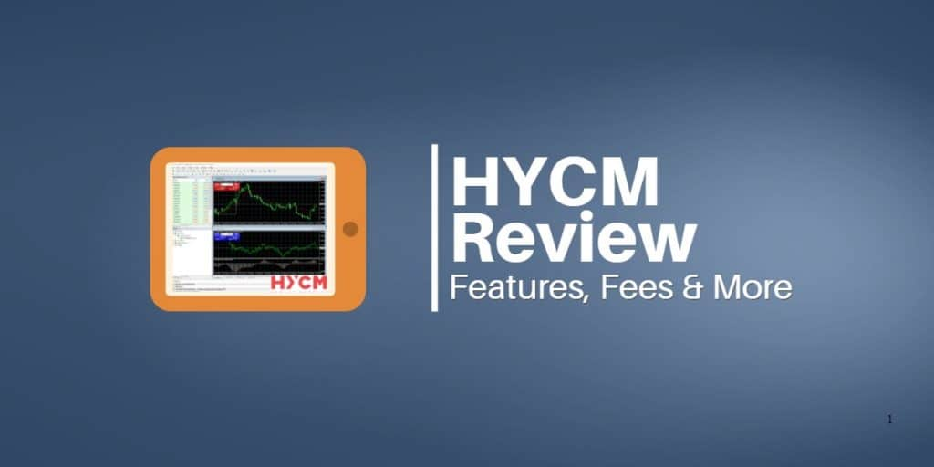HYCM Review Header