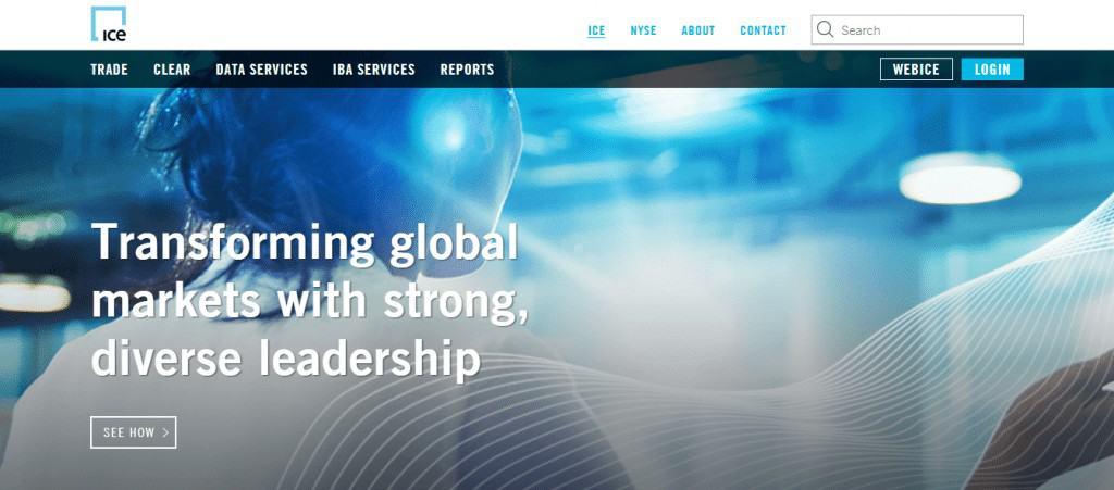 ICE Homepage
