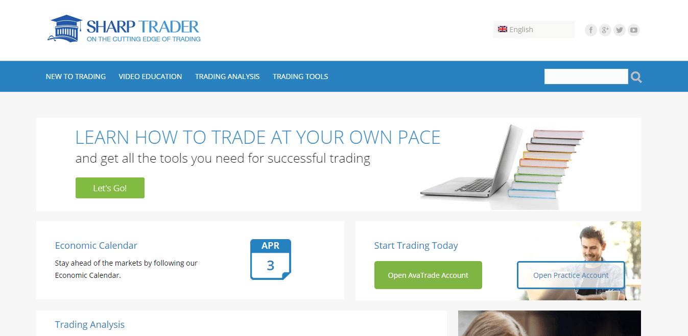 AvaTrade Sharp Trader