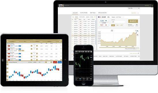 ETX platforms