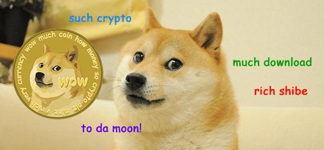Dogecoin Meme
