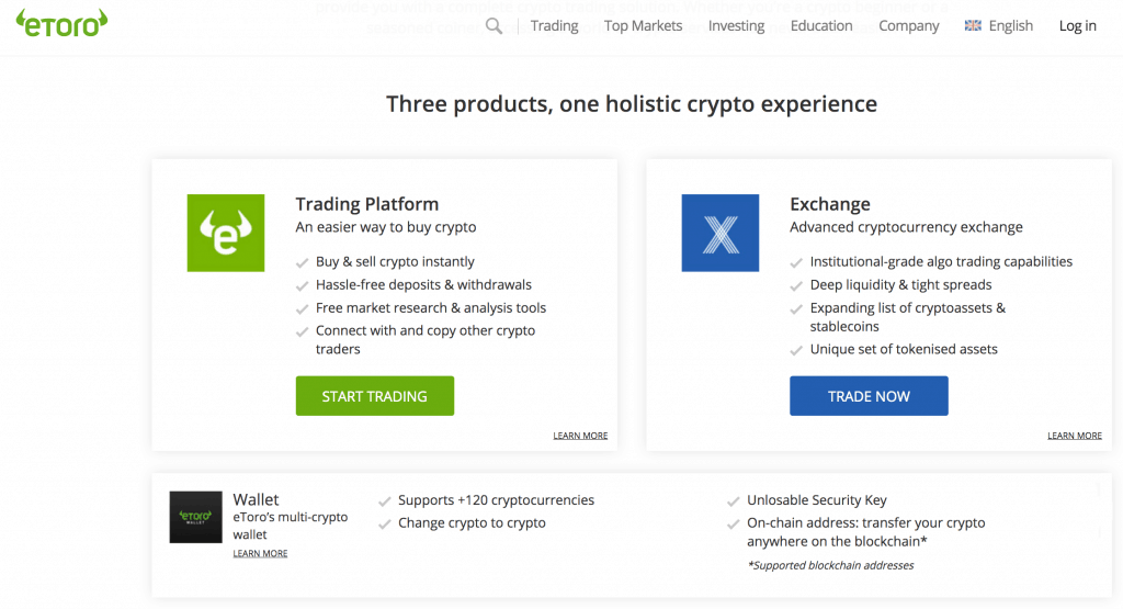 Three ways to trade cryptocurrencies