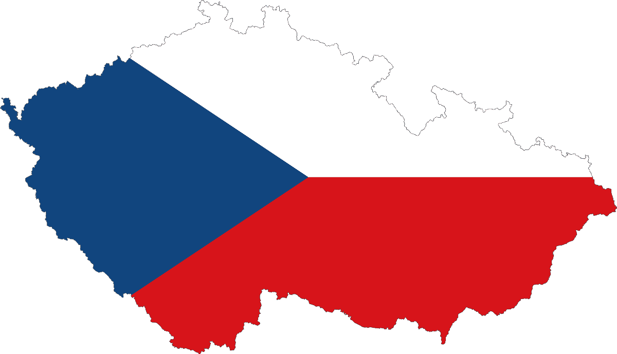 czechia map