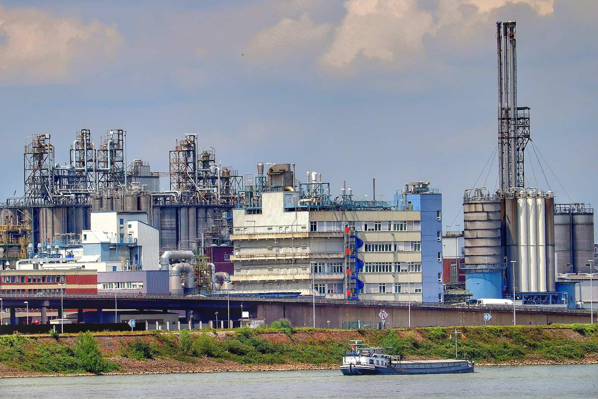 heating oil tanker