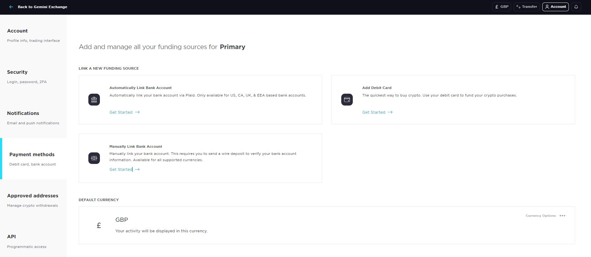 gemini web payments