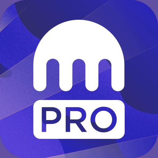 Kraken Pro App Logo