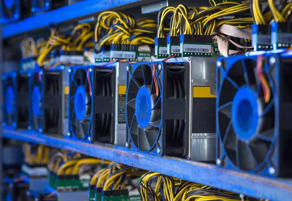 Crypto Mining Equipment